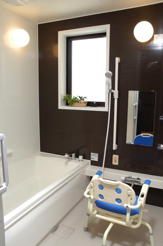 居室用浴室